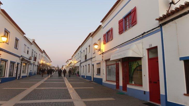 Centro de Porto Covo - Alentejo - Portugal © Viaje Comigo