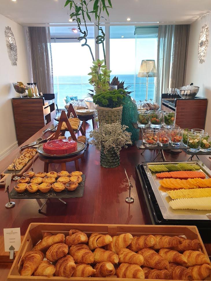 Pequeno-almoço do Hotel InterContinental Cascais-Estoril © Viaje Comigo