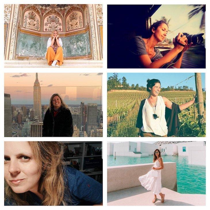 Dia da Mulher 2019 - Mulheres viajantes