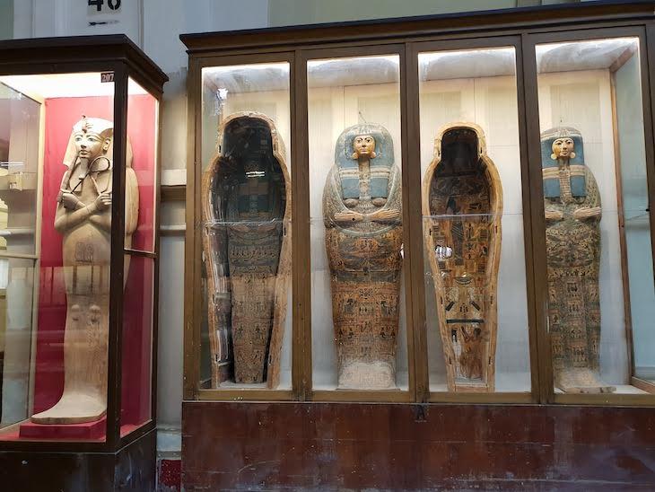 Museu Egípcio - Cairo - Egito © Viaje Comigo