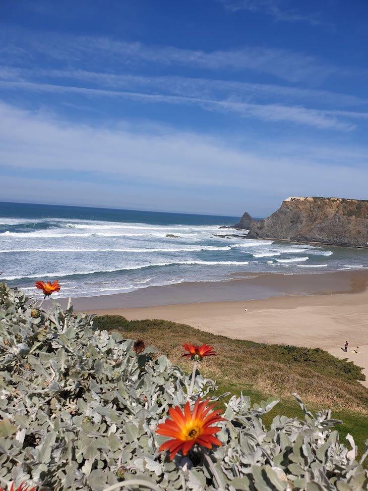 Praia de Odeceixe - Alentejo - Portugal © Viaje Comigo