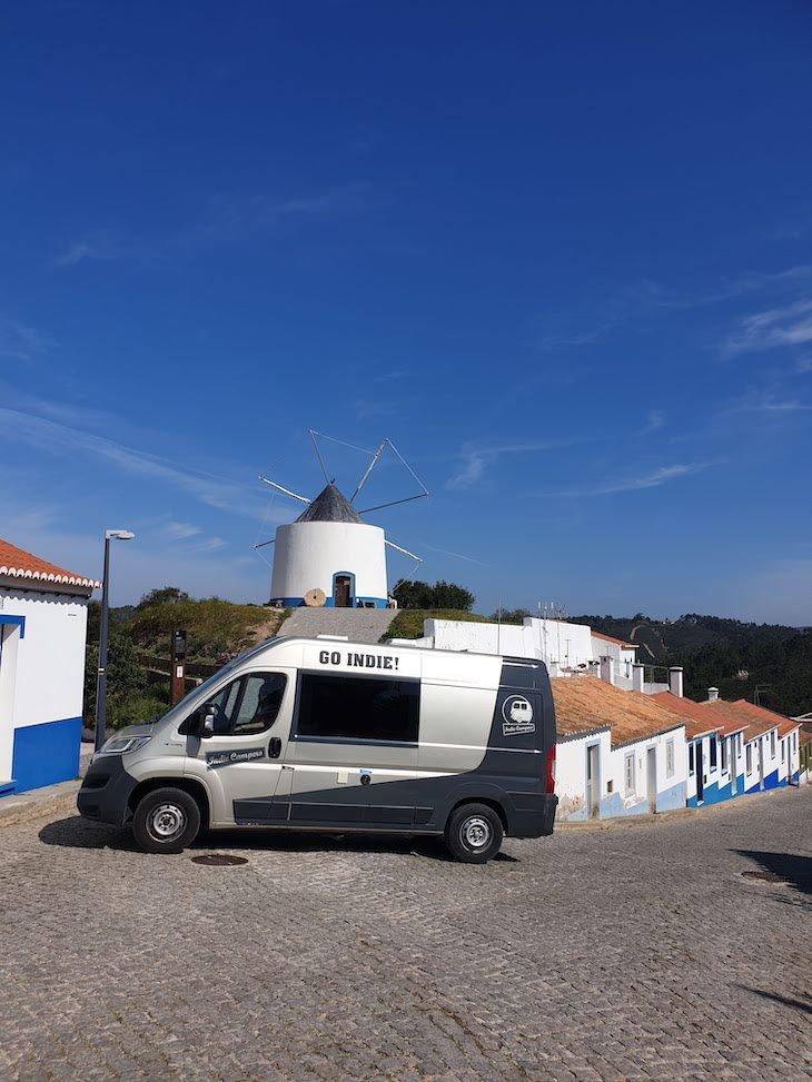 Moinho de Odeceixe - Alentejo - Portugal © Viaje Comigo