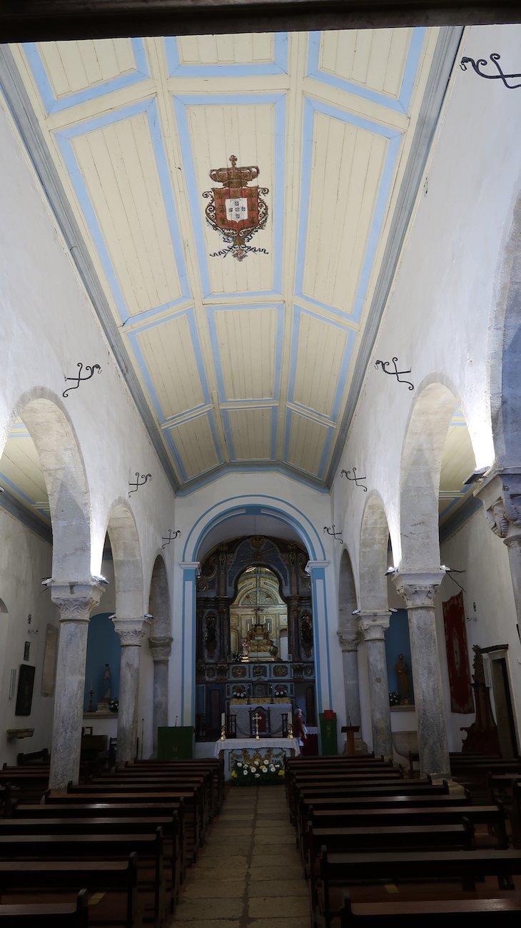 Igreja de Santa Maria do Castelo - Alcácer do Sal - Portugal © Viaje Comigo