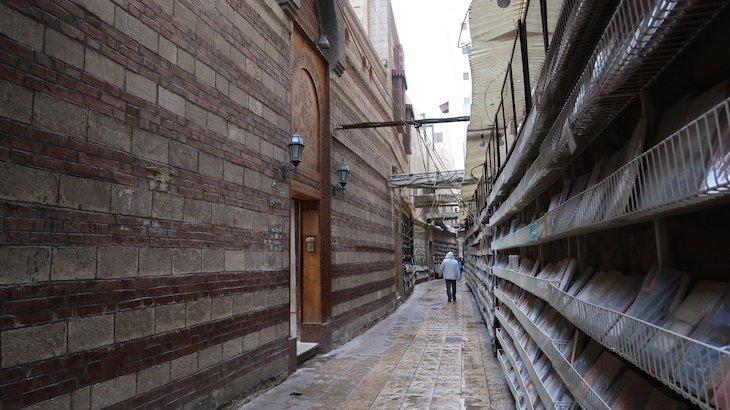 Cairo Copta - Egito © Viaje Comigo