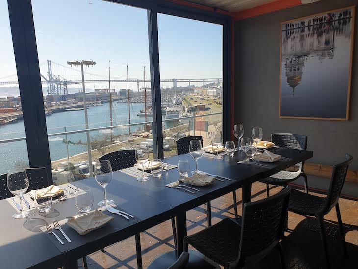 Restaurante Okah - Lisboa - Portugal © Viaje Comigo