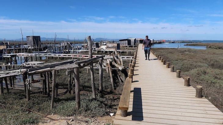 Cais Palafítico da Carrasqueira - Comporta © Viaje Comigo