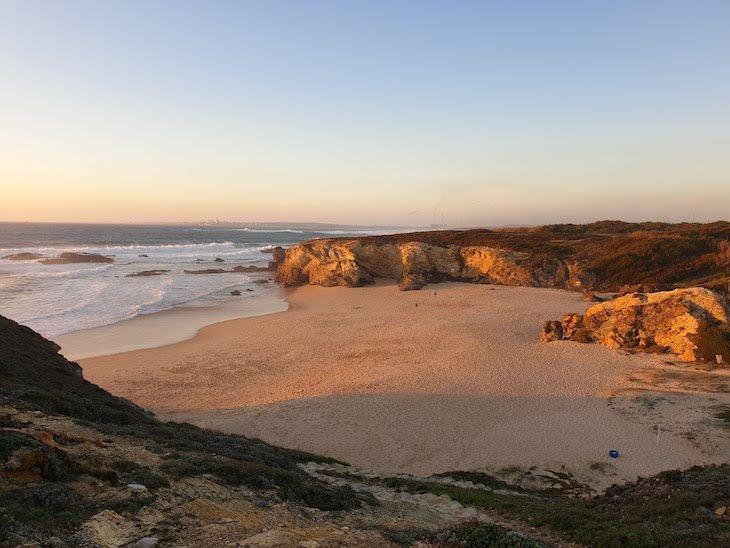 Praia de Porto Covo - Alentejo - Portugal © Viaje Comigo