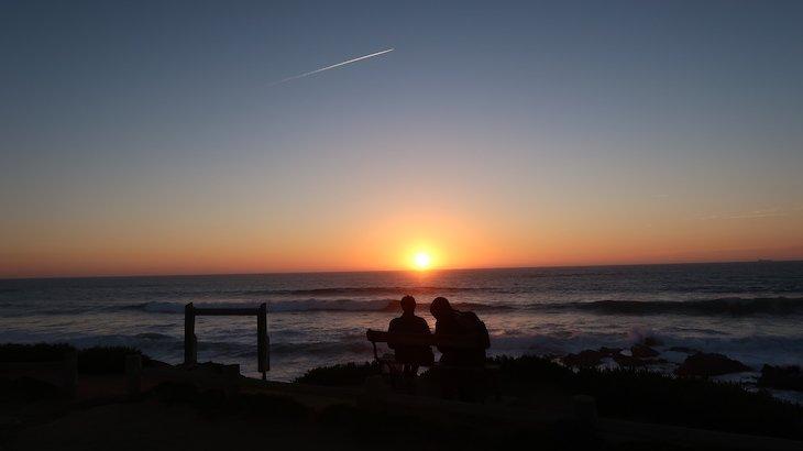 Pôr do Sol em Porto Côvo - Alentejo - Portugal © Viaje Comigo