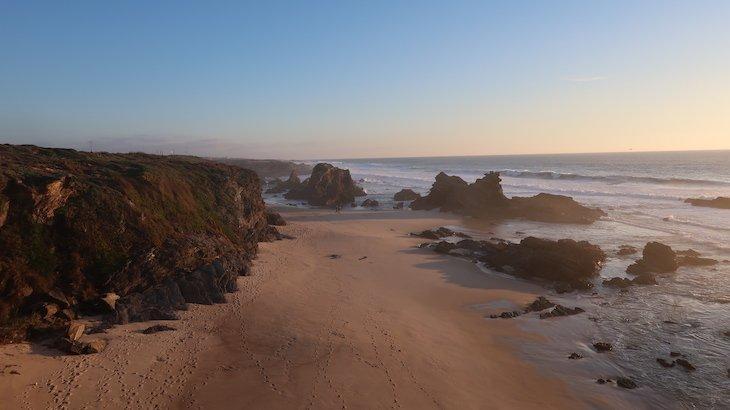 Praia da Samoqueira - Porto Côvo - Alentejo - Portugal © Viaje Comigo