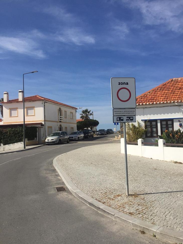 Proibido Autocaravas -Portugal © Viaje Comigo