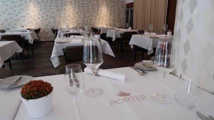 Restaurante Porter - Corpo Santo Hotel - Lisboa © Viaje Comigo
