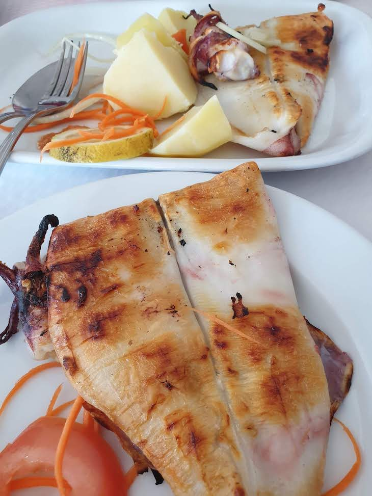 Restaurante Rita, Zambujeira do Mar - Alentejo - Portugal © Viaje Comigo