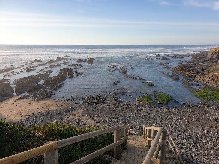 Praia de Almograve - Alentejo - Portugal © Viaje Comigo