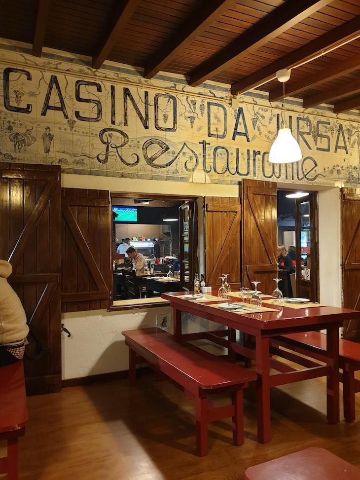 Casino da Ursa, Restaurante Zambujeira do Mar - Alentejo - Portugal © Viaje Comigo