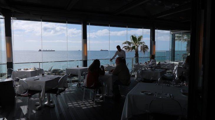 Restaurante Sushi Design - Farol Hotel Cascais - Portugal © Viaje Comigo