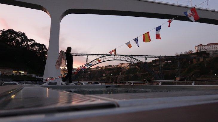 Navio Amália Rodrigues - CroisiEurope © Viaje Comigo