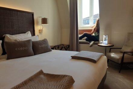 Corpo Santo Hotel - Lisboa © Viaje Comigo