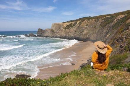 Praia da Amália - Alentejo - Portugal © Viaje Comigo