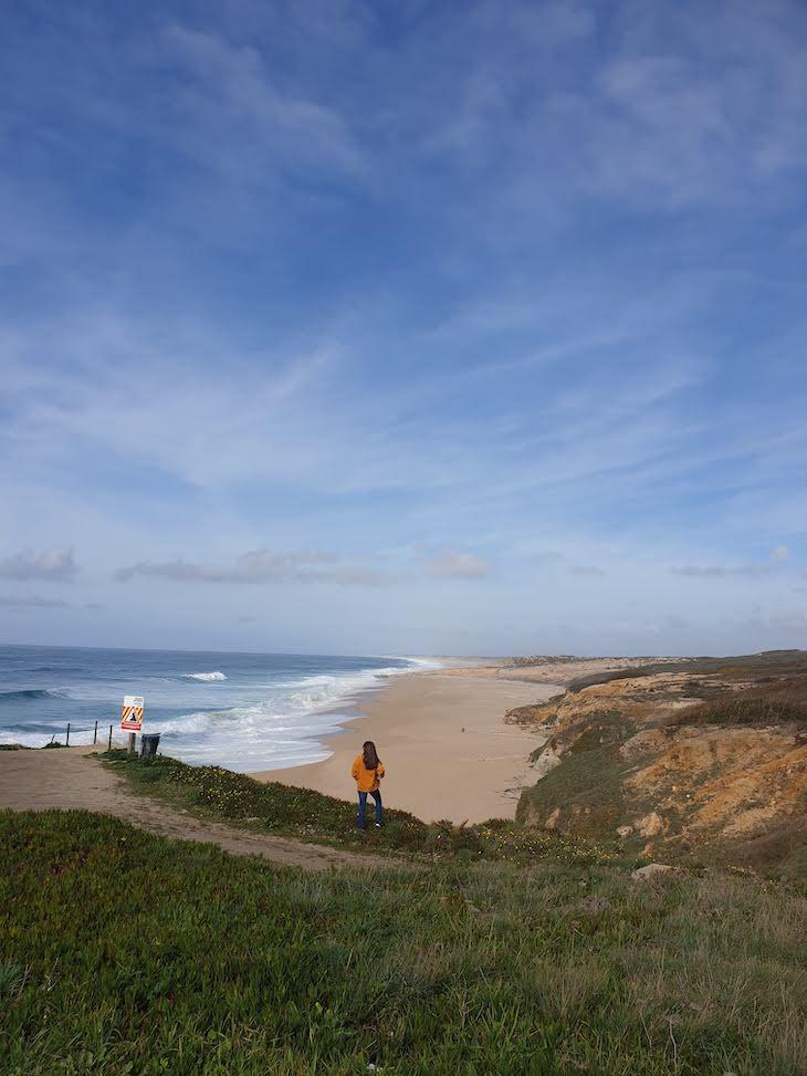 Praia do Canto Mosqueiro - Sines - Portugal © Viaje Comigo