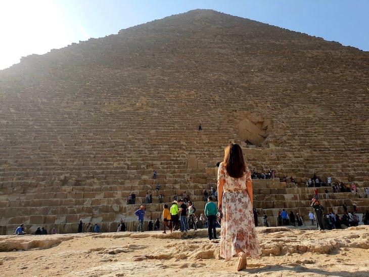 Pirâmides Gizé - Egito © Viaje Comigo