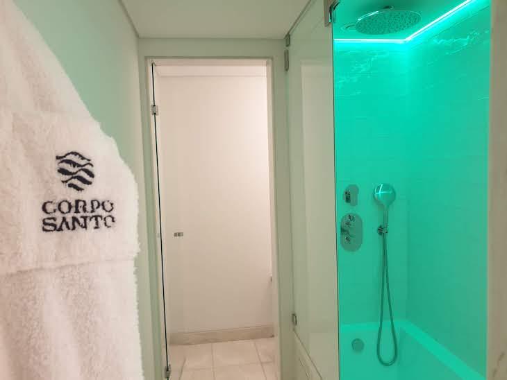 Corpo Santo Hotel - Lisboa - Portugal © Viaje Comigo