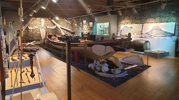 Museu dos Baleeiros - Lajes - Ilha do Pico - Açores © Viaje Comigo