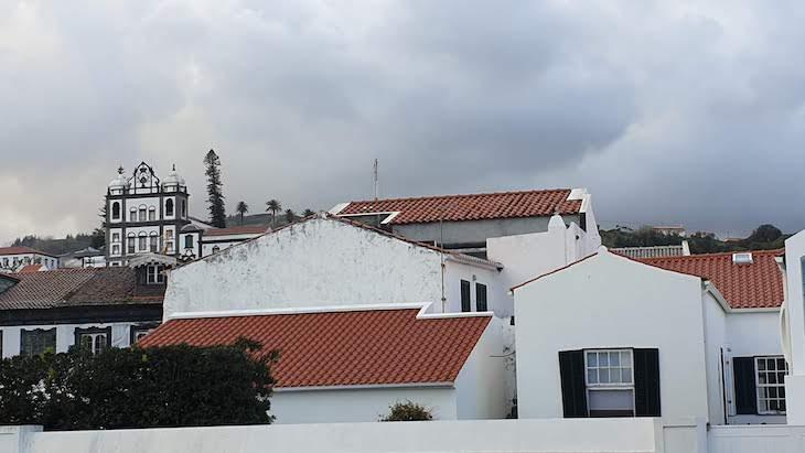 Casario da Horta, Faial - Açores © Viaje Comigo