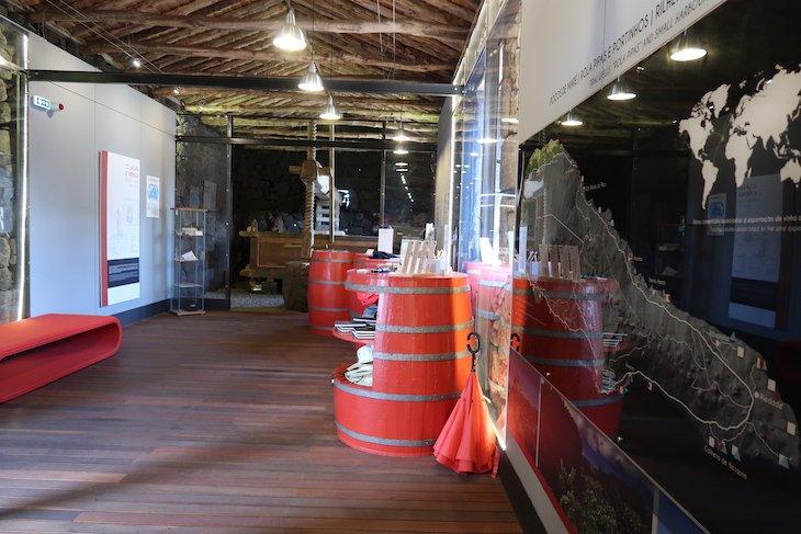 Centro de Interpretação da Paisagem da Cultura da Vinha - Ilha do Pico - Açores © Viaje Comigo