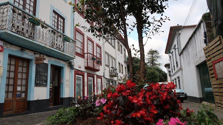 Centro de Angra do Heroísmo - Terceira - Açores © Viaje Comigo