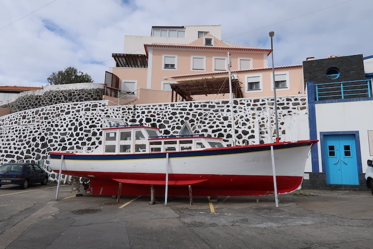 Casa dos Botes Baleeiros - Ilha Terceira - Açores © Viaje Comigo