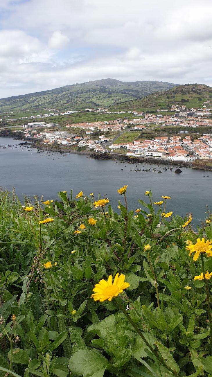 Baía de Porto Pim - Faial - Açores © Viaje Comigo