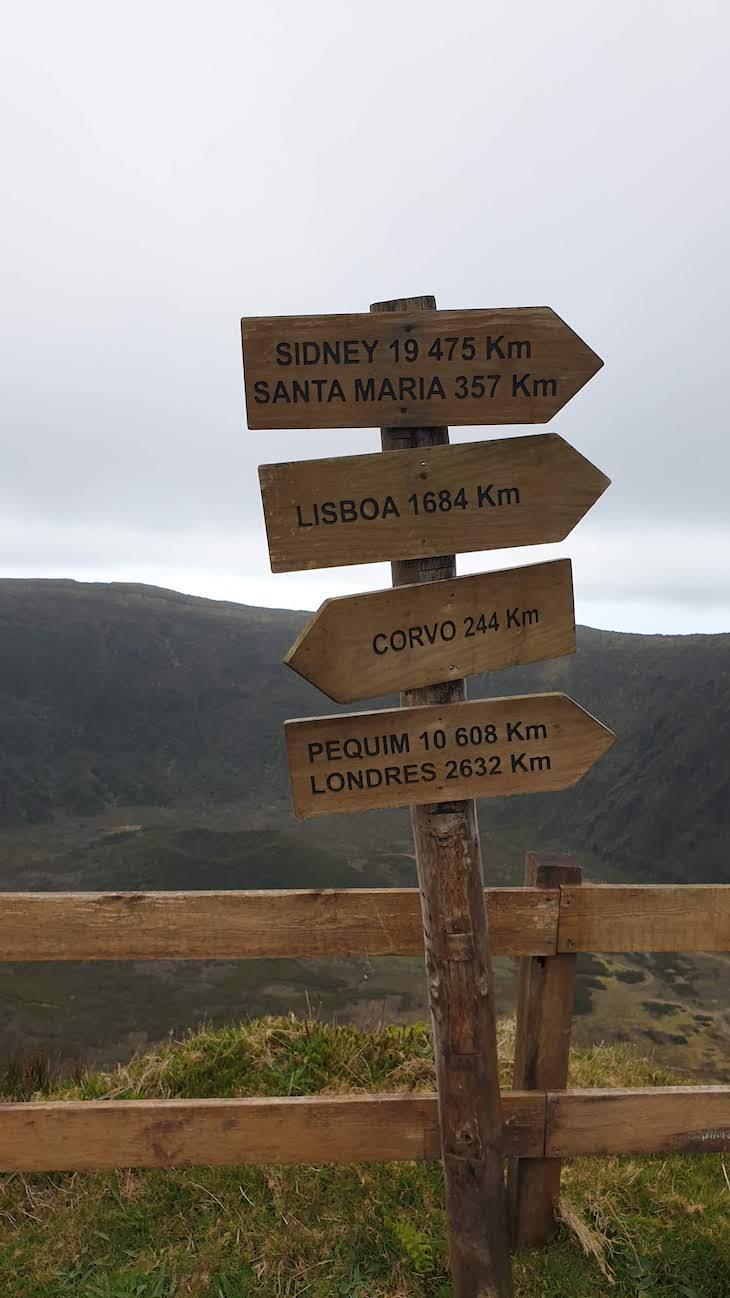 Na Caldeira do Faial - Açores © Viaje Comigo