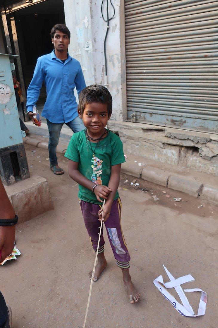 Varanasi - Índia © Viaje Comigo