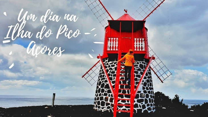 Na ilha do Pico - Açores © Viaje Comigo