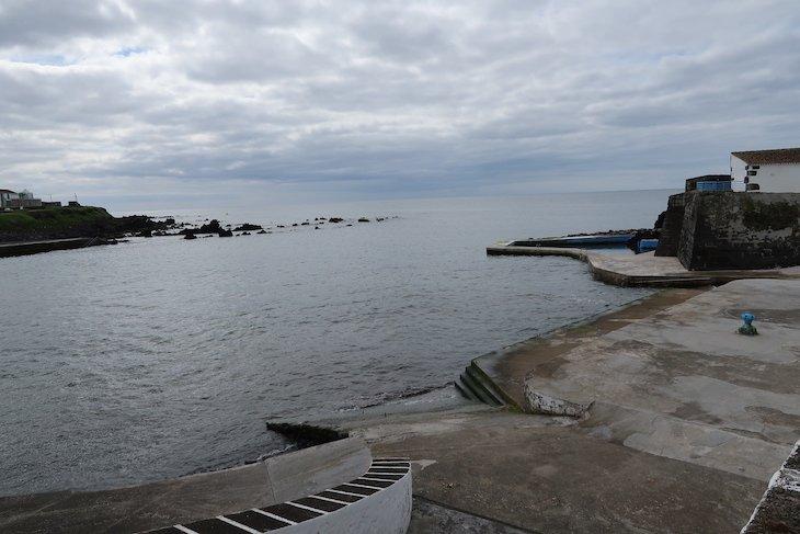 Zona Balnear do Negrito - Terceira - Açores © Viaje Comigo