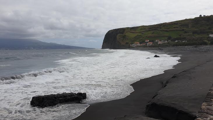 Praia de Almoxarife - Faial - Açores © Viaje Comigo