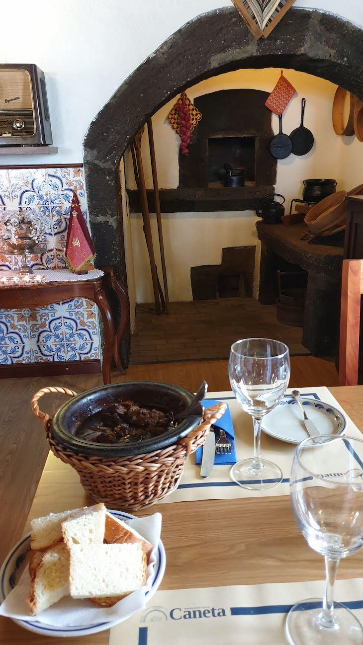 Restaurante Caneta - Ilha Terceira - Açores © Viaje Comigo