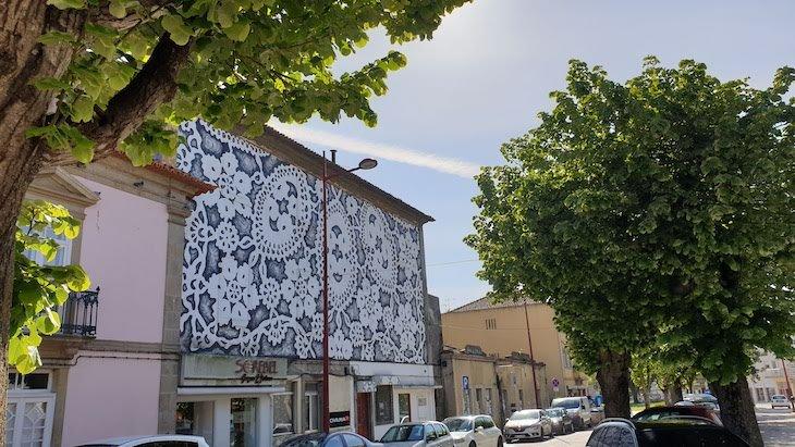 Nespoon - Roteiro de Arte Urbana - Estarreja © Viaje Comigo