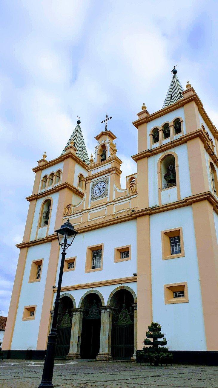 Sé de Angra do Heroísmo - Terceira - Açores © Viaje Comigo