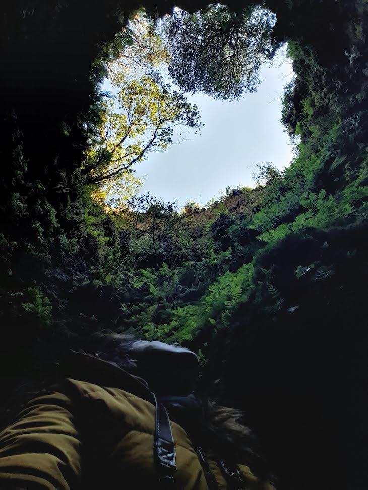Algar do Carvão - Terceira - Açores © Viaje Comigo