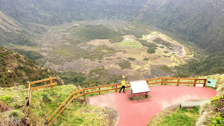 Caldeira do Faial - Açores © Viaje Comigo