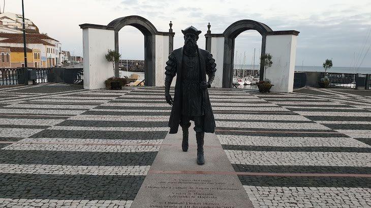 Vasco da Gama - Ilha Terceira - Açores © Viaje Comigo