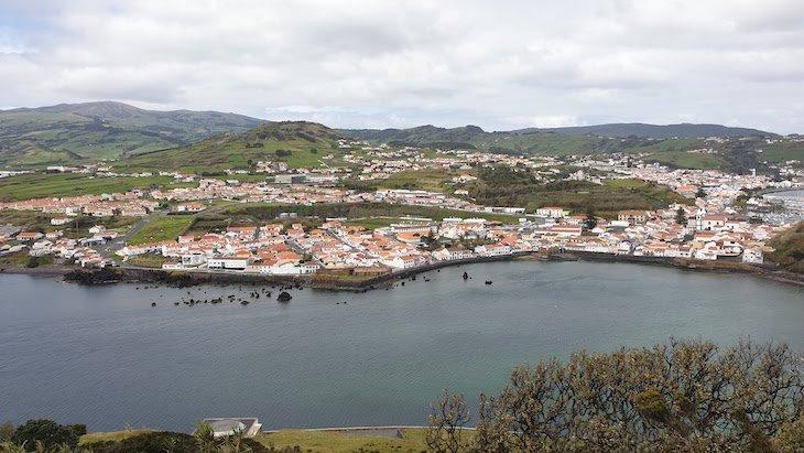 Porto Pim, Ilha do Faial - Açores © Viaje Comigo