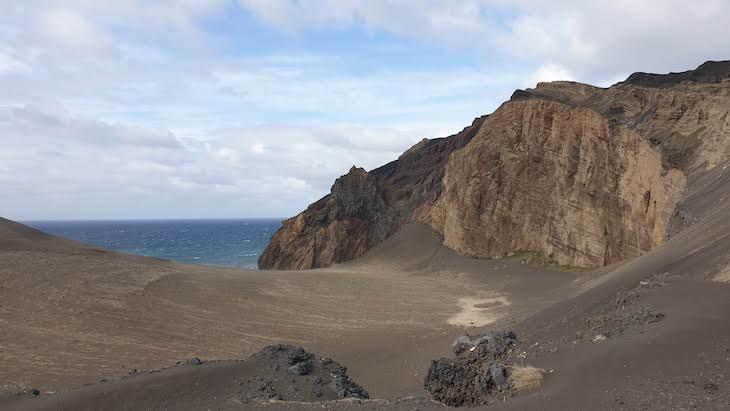 Vulcão dos Capelinhos, Faial - Açores © Viaje Comigo