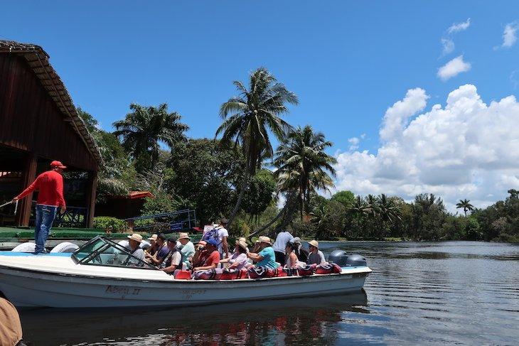 Ciénaga de Zapata - Matanzas - Cuba © Viaje Comigo