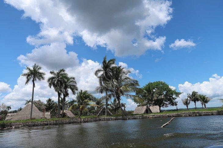 Boca de Guamá - Ciénaga de Zapata - Cuba © Viaje Comigo