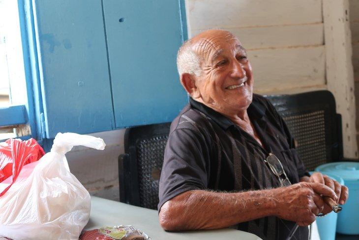 Produtor de tabaco -Viñales, em Pinar del Rio - Cuba © Viaje Comigo