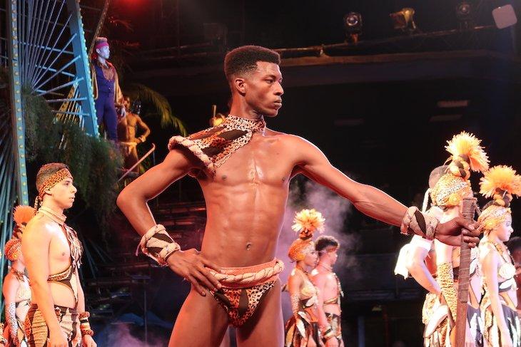 Espetáculo no Tropicana - Havana - Cuba © Viaje Comigo