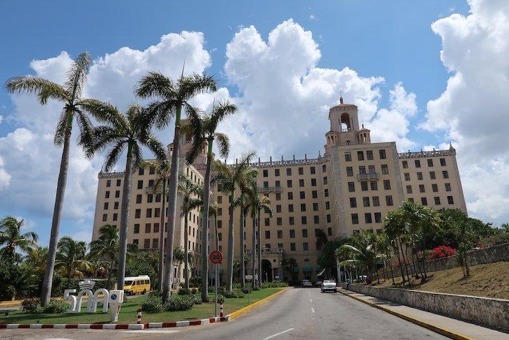 Entrada no Hotel Nacional de Cuba - Havana © Viaje Comigo