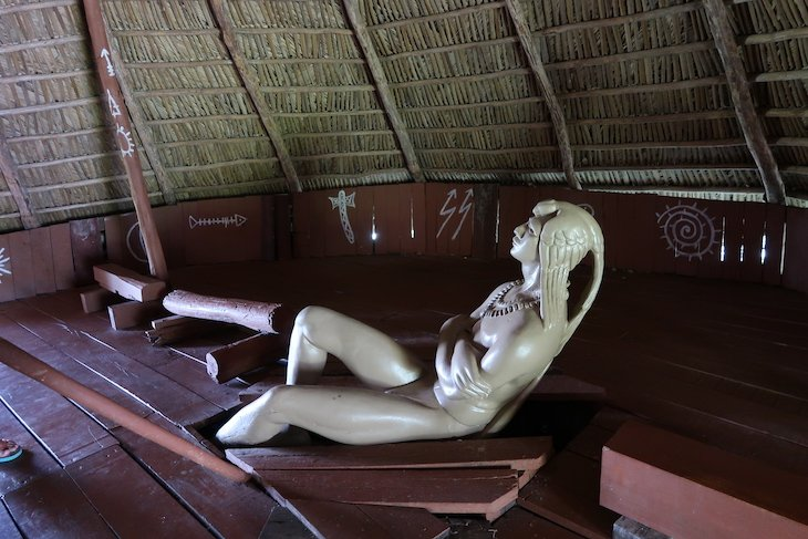 Índio Guamá - Ciénaga de Zapata - Matanzas - Cuba © Viaje Comigo